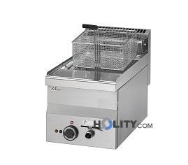 Friggitrice elettrica capacità 10 lt. h35958