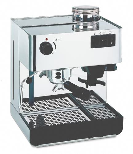 Macchina caffè con macinacaffè h13209