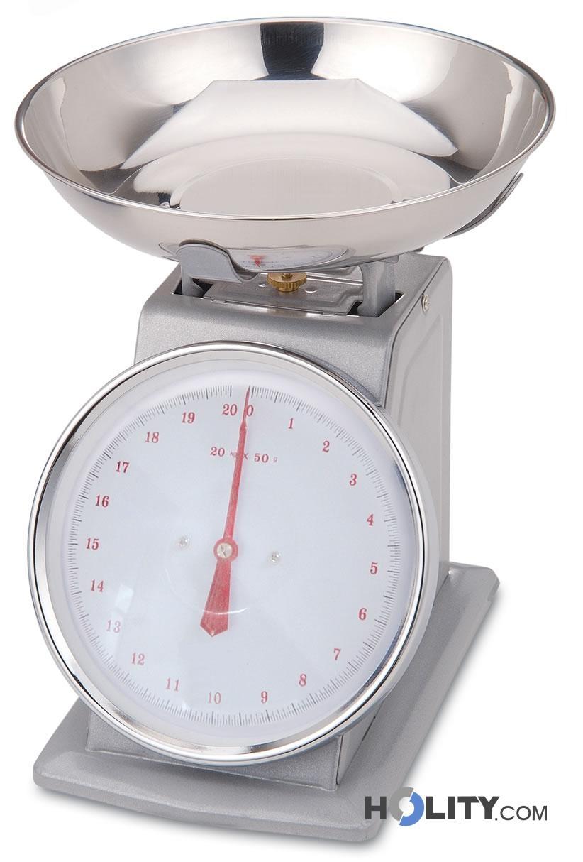 Bilancia analogica da cucina h12007