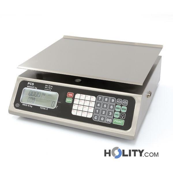 Bilancia di precisione professionale h11794