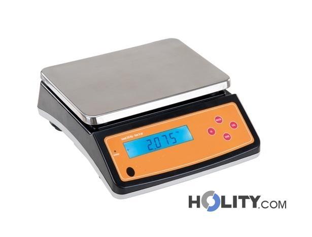 Bilancia elettronica portata 30 Kg h15215