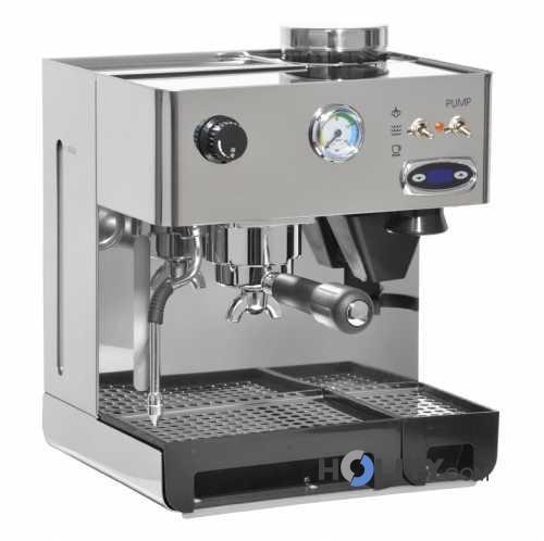 Macchina caffè con macinacaffè con controllo della temperatura h13210