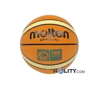 Pallone Molten in gomma h3655