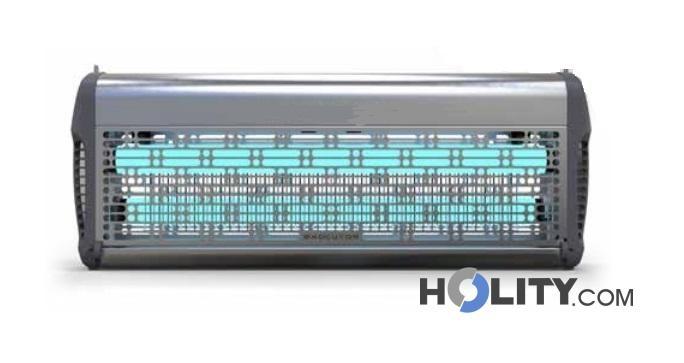 Zanzariera elettrica d'acciaio inox h21207
