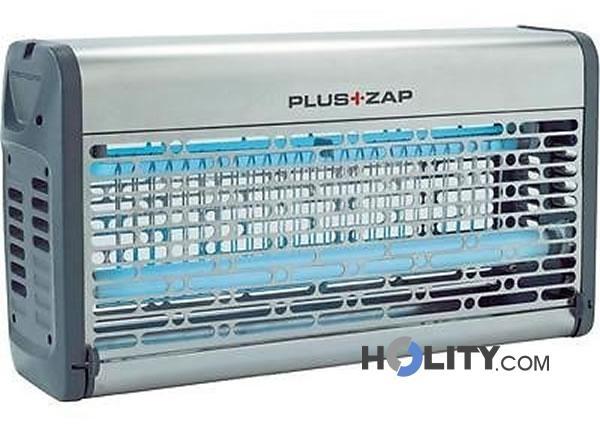 Zanzariera elettrica 30 W in alluminio h21208