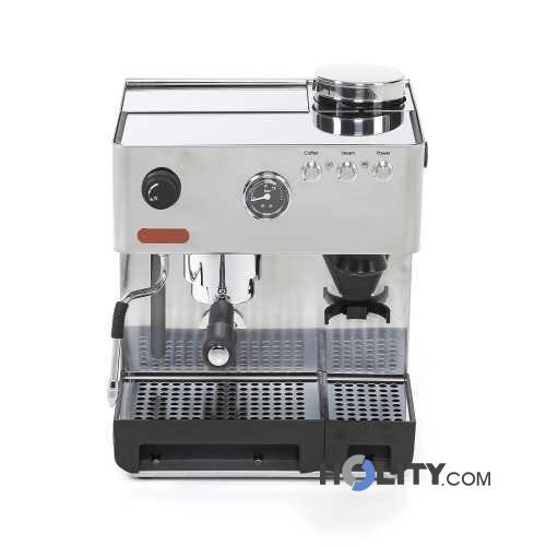 Macchina caffe professionale con manometro h13238