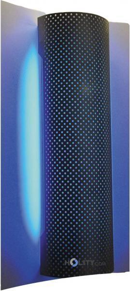 Zanzariera elettrica professionale 30 W in alluminio h09114