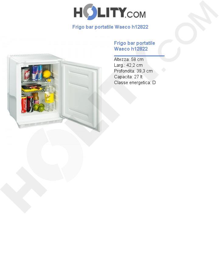 Frigo bar portatile Waeco h12822