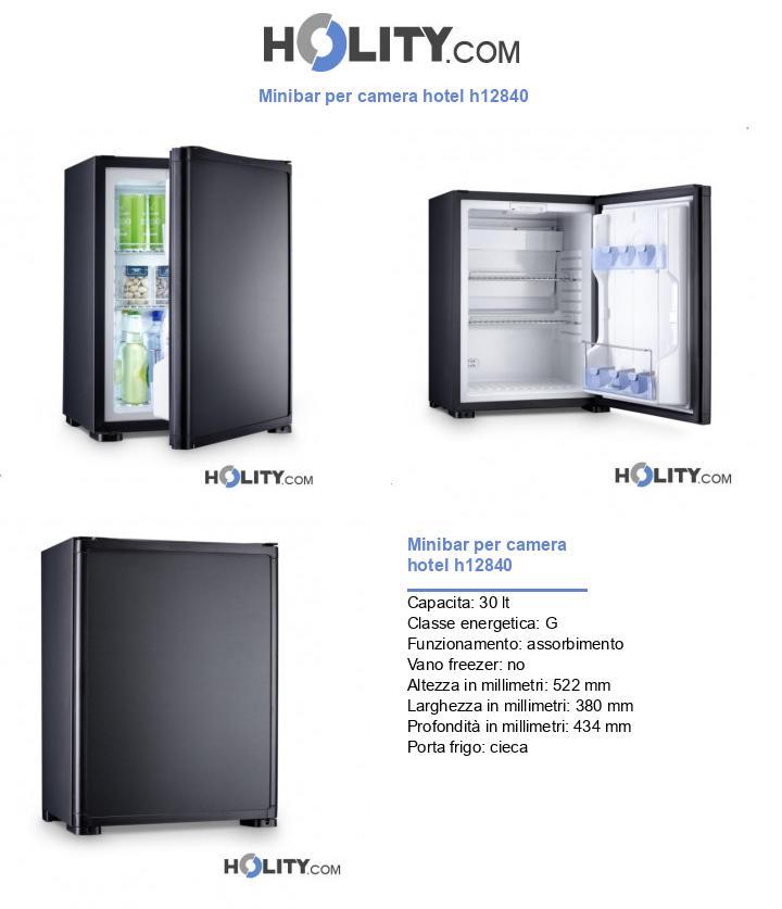 Minibar per camera hotel h12840