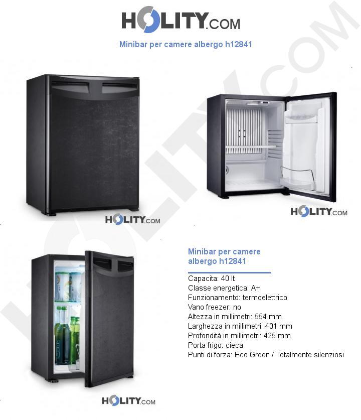 Minibar per camere albergo h12841