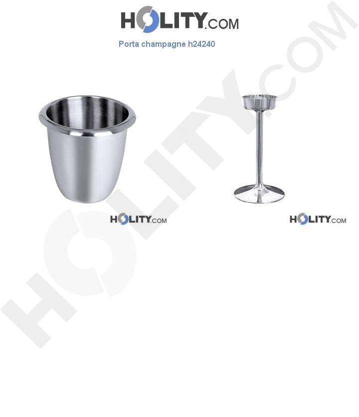 Porta champagne h24240