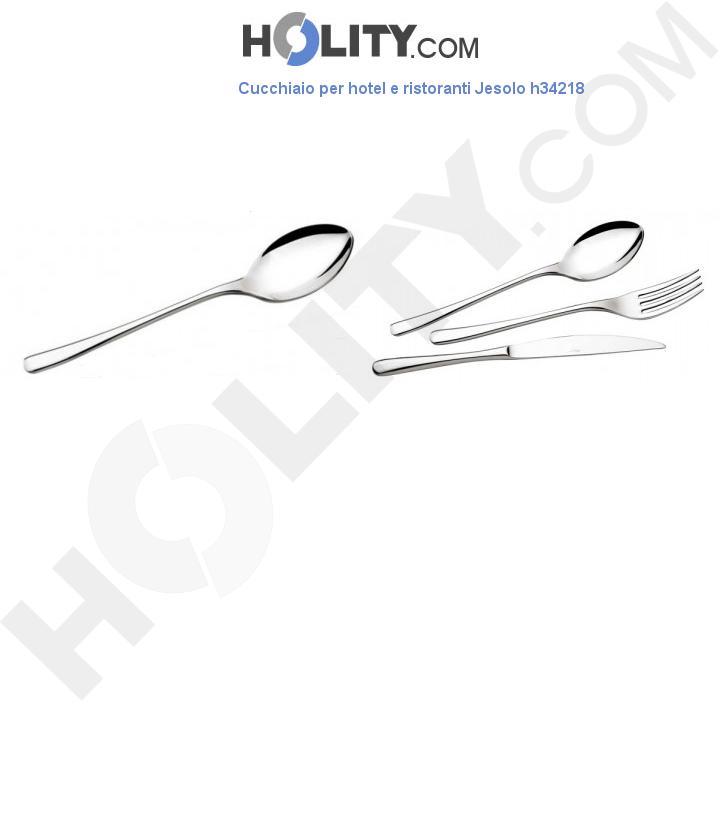 Cucchiaio per hotel e ristoranti Jesolo h34218
