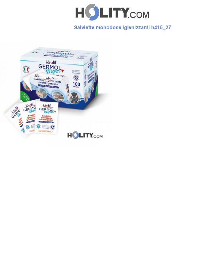 Salviette monodose igienizzanti h415_27