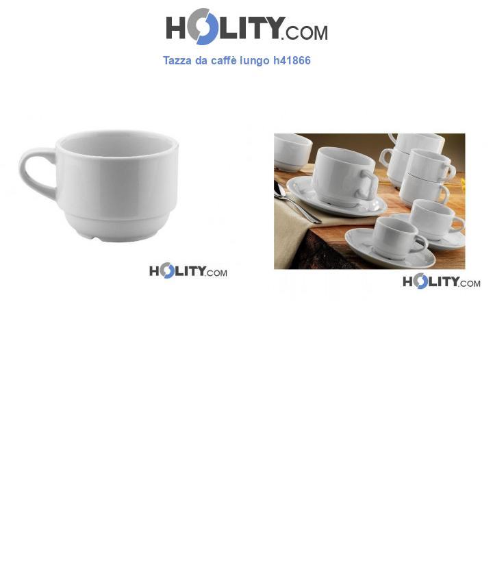 Tazza da caffè lungo h41866