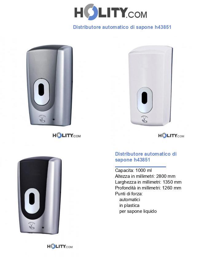 Distributore automatico di sapone h43851