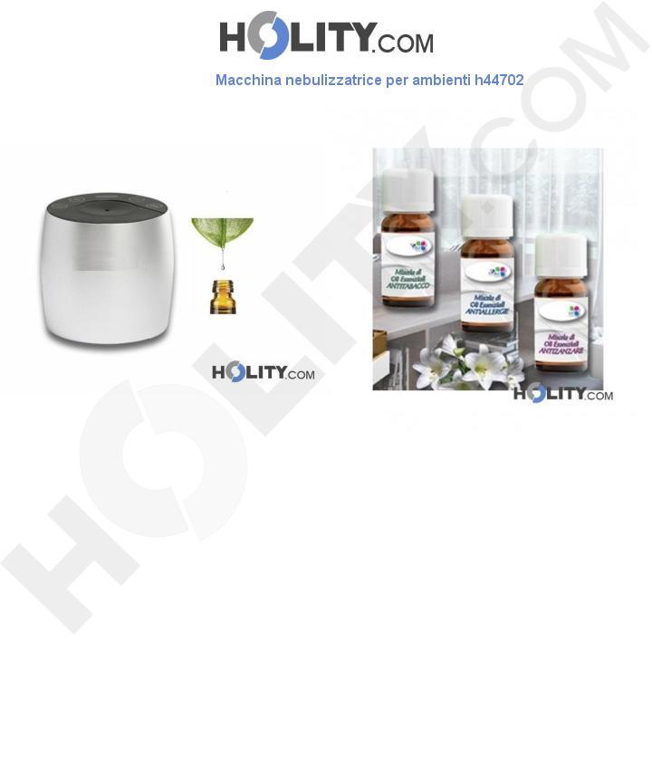 Macchina nebulizzatrice per ambienti h44702