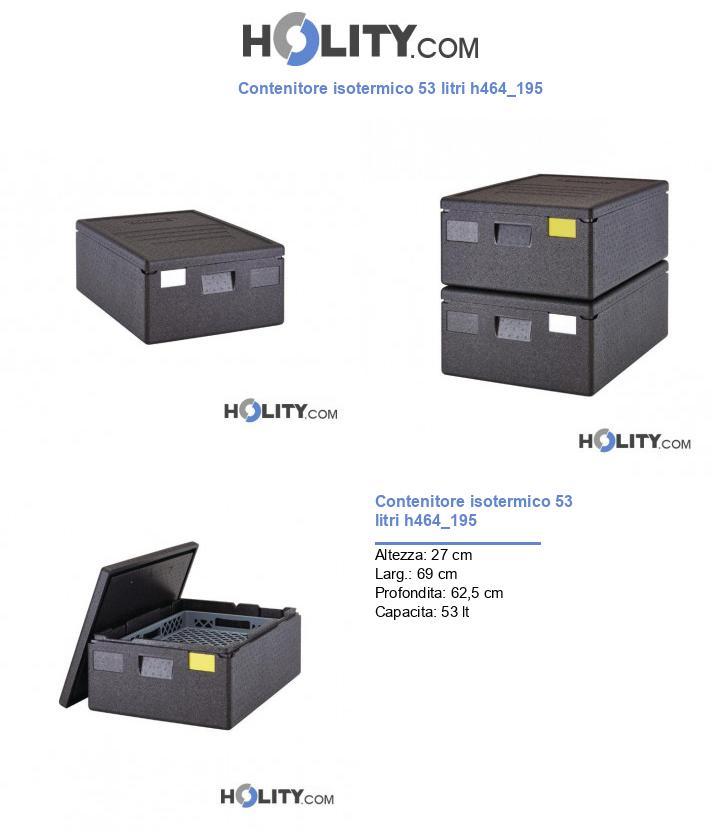Contenitore isotermico 53 litri h464_195