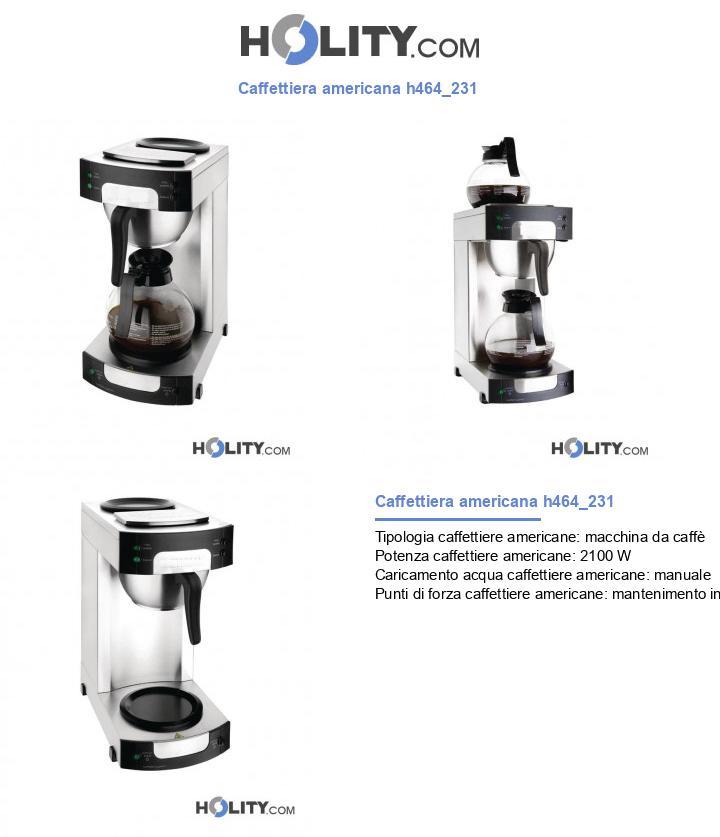 Caffettiera americana h464_231