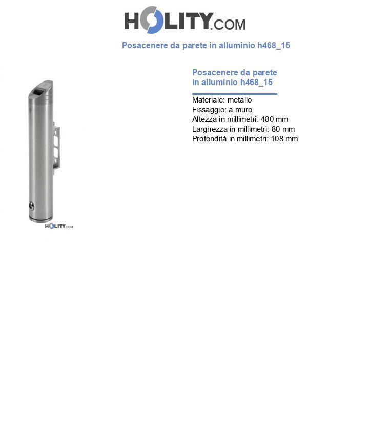 Posacenere da parete in alluminio h468_15