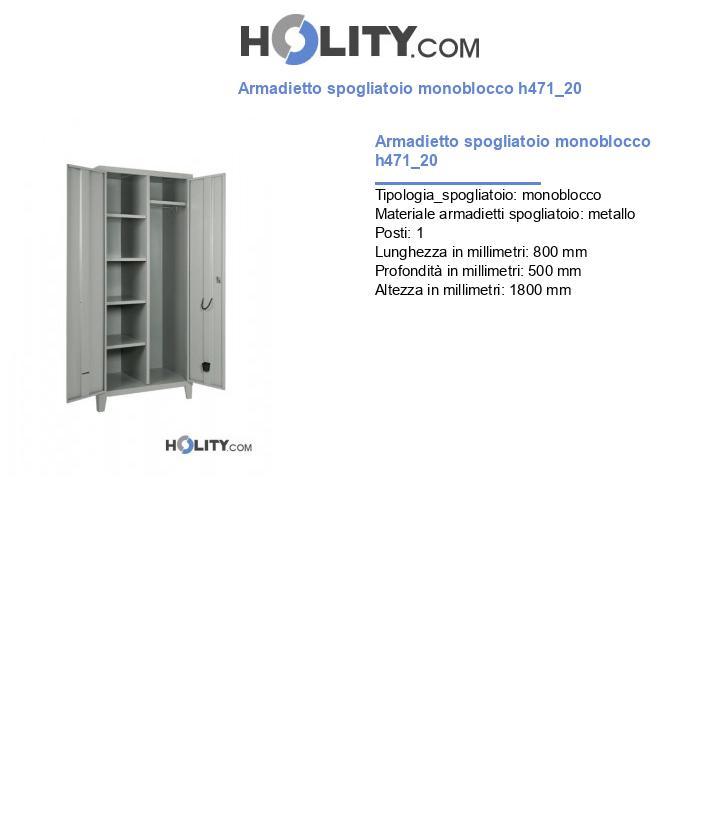 Armadietto spogliatoio monoblocco h471_20