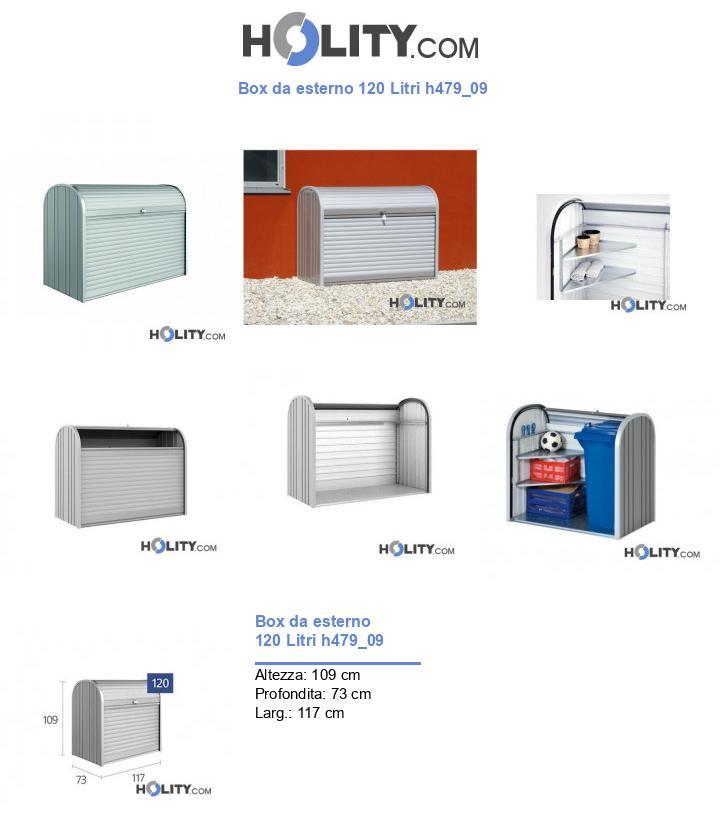 Box da esterno 120 Litri h479_09