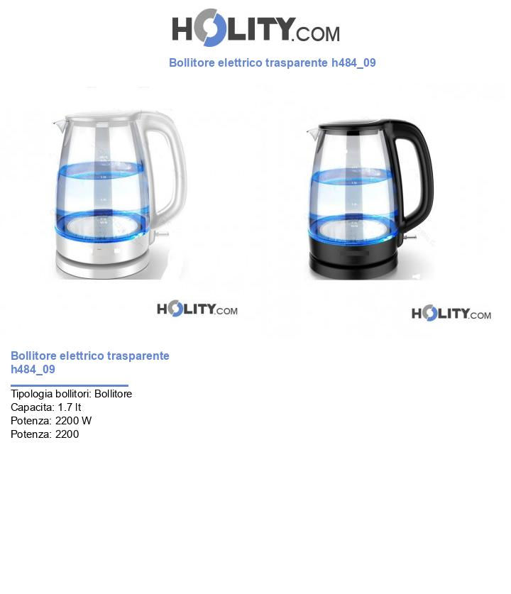Bollitore elettrico trasparente h484_09