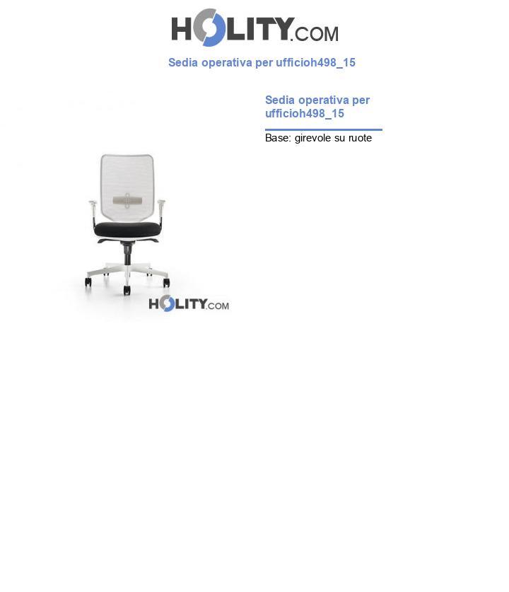 Sedia operativa per ufficioh498_15