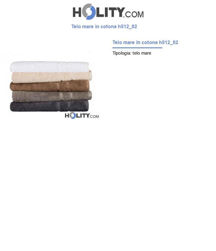 Telo mare in cotone h512_02
