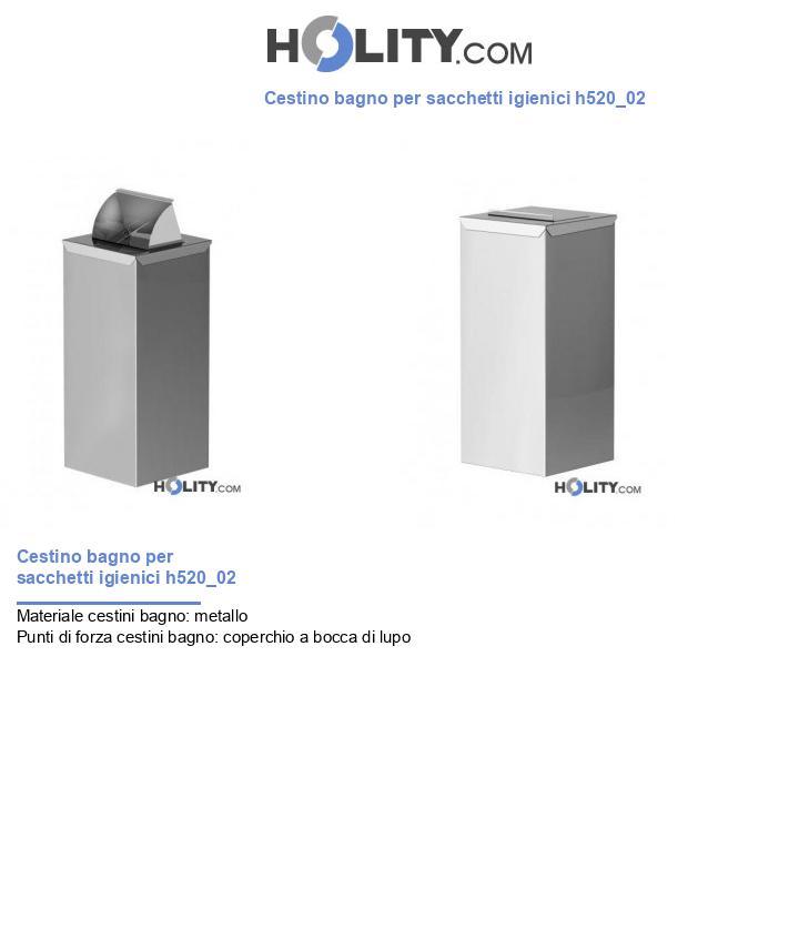 Cestino bagno per sacchetti igienici h520_02
