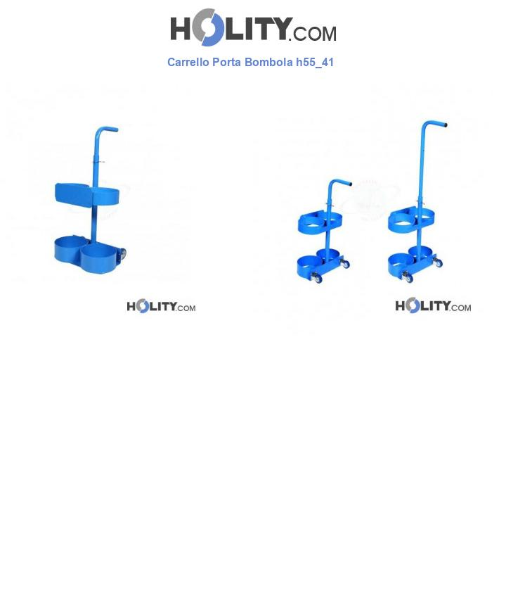 Carrello Porta Bombola h55_41