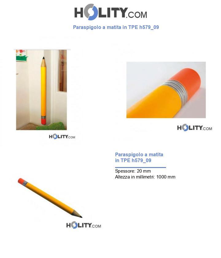 Paraspigolo a matita in TPE h579_09