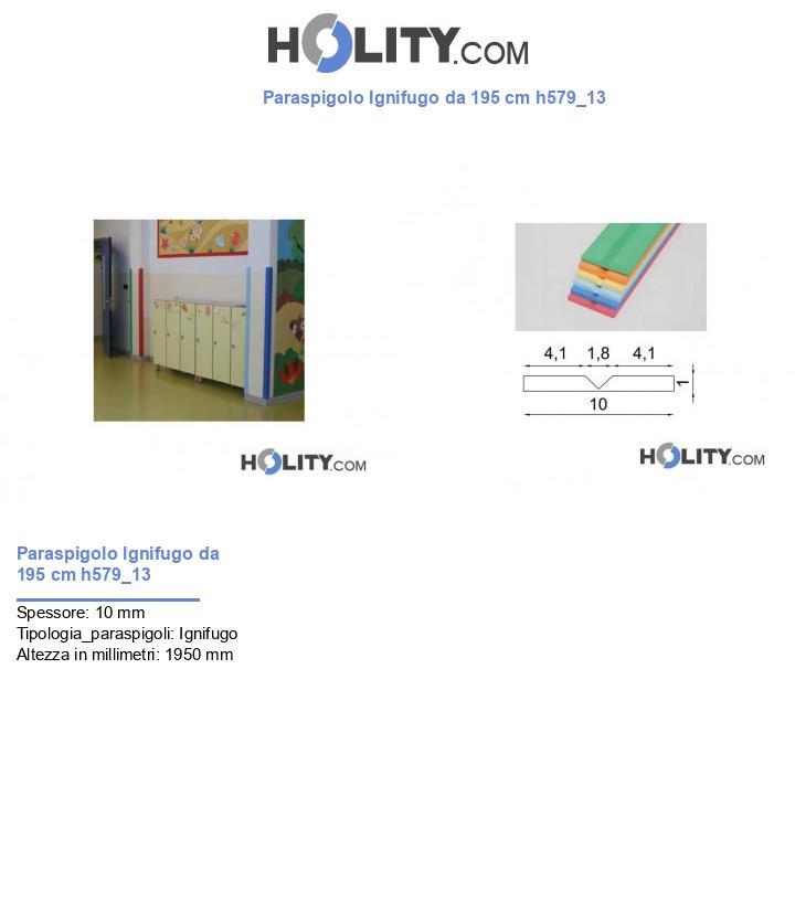 Paraspigolo Ignifugo da 195 cm h579_13