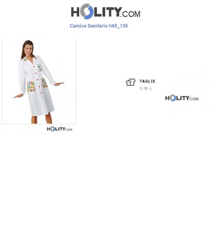 Camice Sanitario h65_130