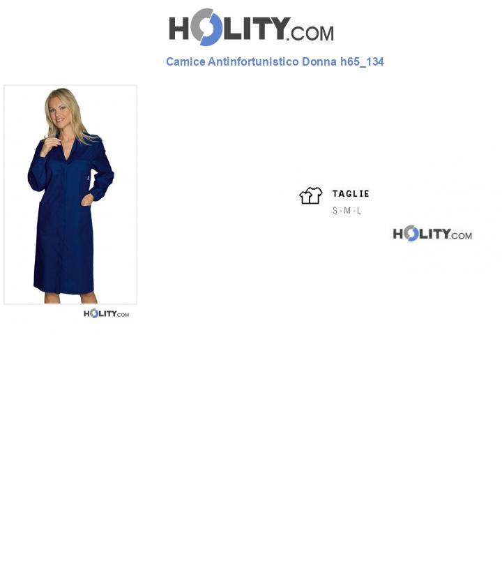 Camice Antinfortunistico Donna h65_134