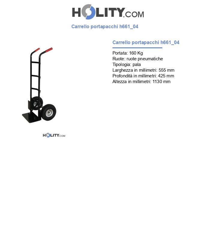 Carrello portapacchi h661_04
