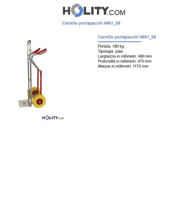 Carrello portapacchi h661_08