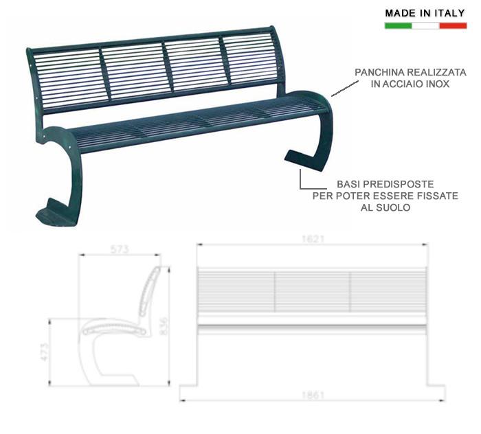 10903-panchina-in-acciaio-inox