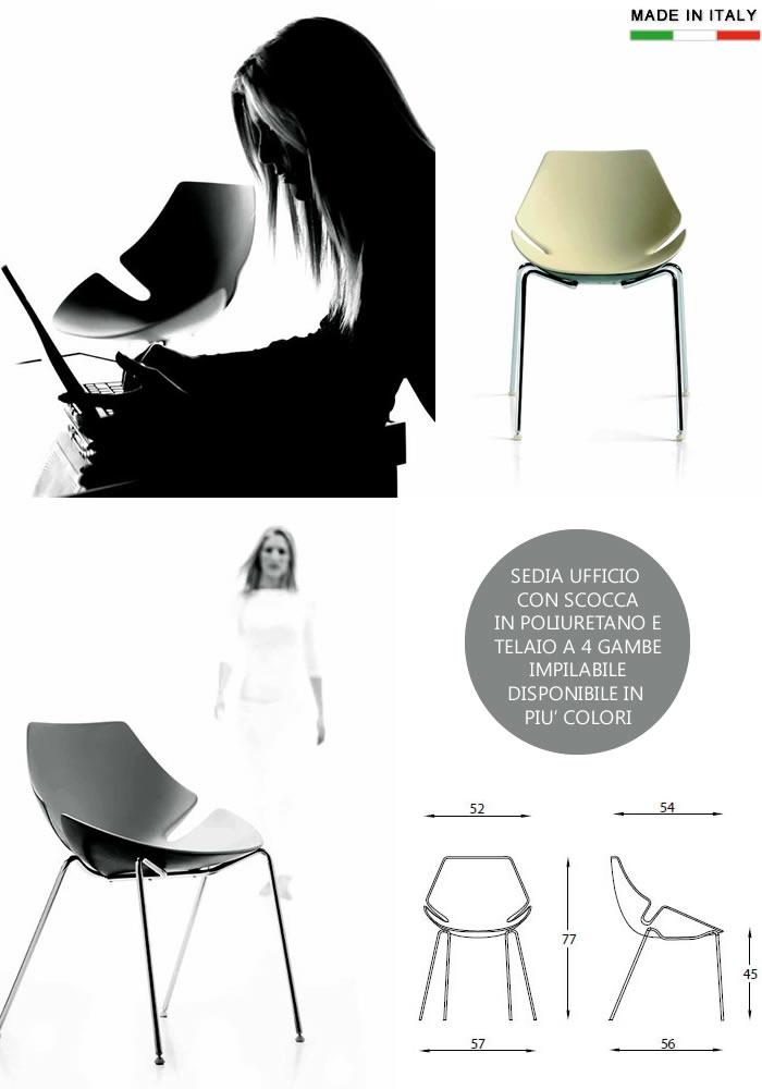 sedia-ufficio-h8004