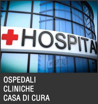Ospedali Cliniche Case di Cura