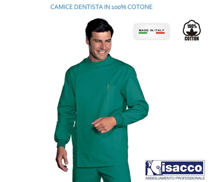camice-dentista-con-polso-in-maglia
