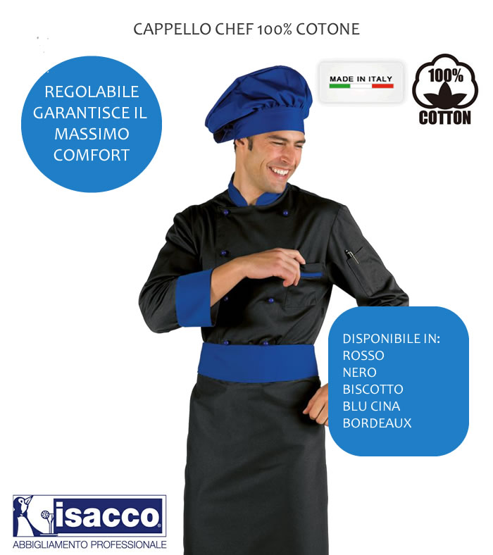 cappello-chef