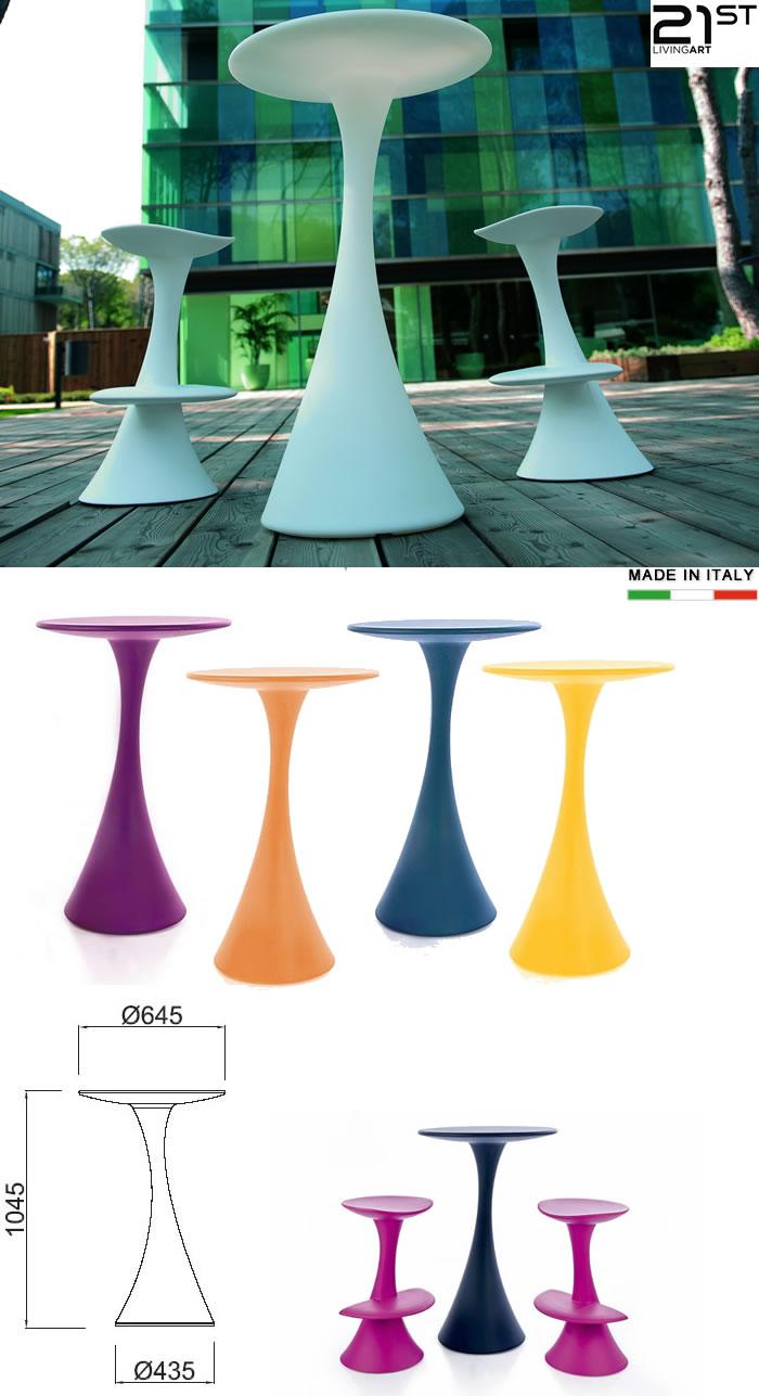 tavolino in polietilene h8504